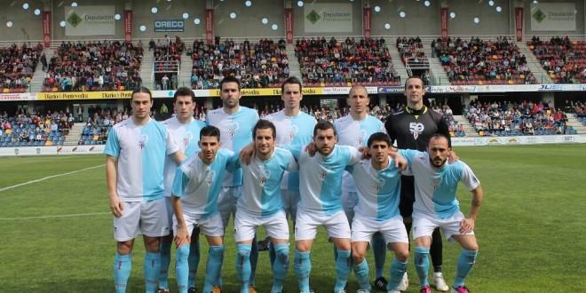 2ª División B (grupo 1): SD Compostela – Pontevedra CF