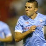 Iago Aspas, máximo goleador del Celta en liga