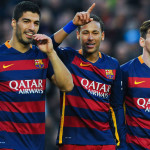 La MSN, un delantera absolutamente imparable