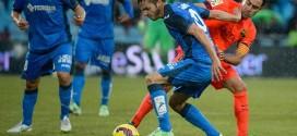 Pablo Sarabia es el máximo goleador del Getafe con 5 tantos