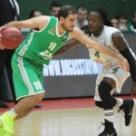 Quino Colom, base del UNICS Kazan