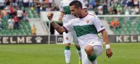 Sergio León, un seguro de gol