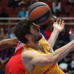 Ante Tomic, pívot del Barcelona