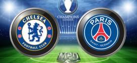 Chelsea y PSG disputarán un partido apasionante en Stamford Bridge