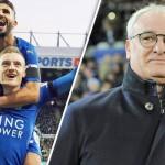 Leicester Mahrez Vardy Ranieri