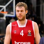 Nicolo Melli, jugador Brose Baskets