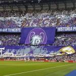 Ambiente de gala el que se vivirá en el Santiago Bernabéu