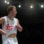 Doncic, jugador del Madrid