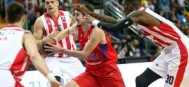 Nando de Colo, jugador del CSKA