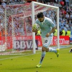 Nolito, otra vez on fire