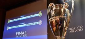 Semifinales UEFA Champions League