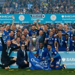 Leicester City Premier League Champion
