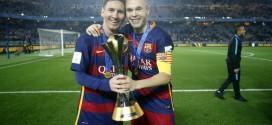 Messi e Iniesta, a seguir haciendo historia en el Barcelona