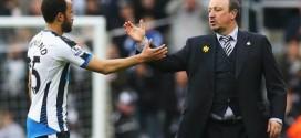 Rafa Benítez llegó a Newcastle para salvar al equipo del descenso
