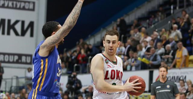VTB League: Lokomotiv Kuban – Khimki Moscu