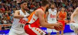 Bojan Dubljevic, jugador del Valencia Basket