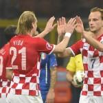 Croacia es la sensación de la Eurocopa
