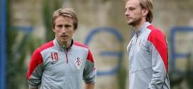Croacia será comandada por Modric y Rakitic