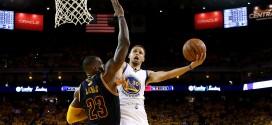 Curry y LeBron James, estrellas de esta Final