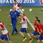 Del Bosque Euro 2016