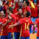 Gerard Piqué fue el heroe en el debut de España en la Eurocopa