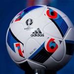 La pelota con la que se jugará la Eurocopa en Francia