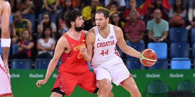 Juegos Olímpicos. Baloncesto: Brasil – Croacia