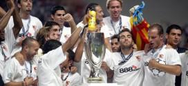 El Sevilla, a por una nueva Supercopa de Europa