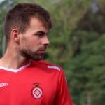 Gianni, 3r portero del Girona que jugará con el Peralada