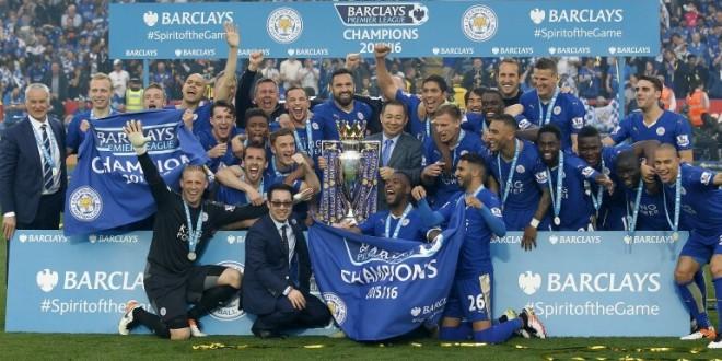 APUESTA A LARGO PLAZO: Premier League. Clasificación del Leicester