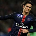 Cavani ya suma 6 goles en la Ligue 1