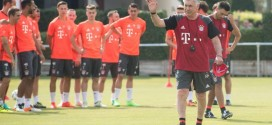 El Bayern de Ancelotti, de nuevo candidato para ganar la Champions (Foto: bundesliga.com)