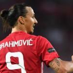 Ibrahimovic lleva 4 goles en lo que llevamos de Premier League