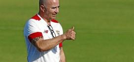 Sampaoli está inculcando su seña de identidad en el Sevilla