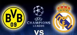 Borussia y Madrid se vuelven a ver las caras en la Champions League