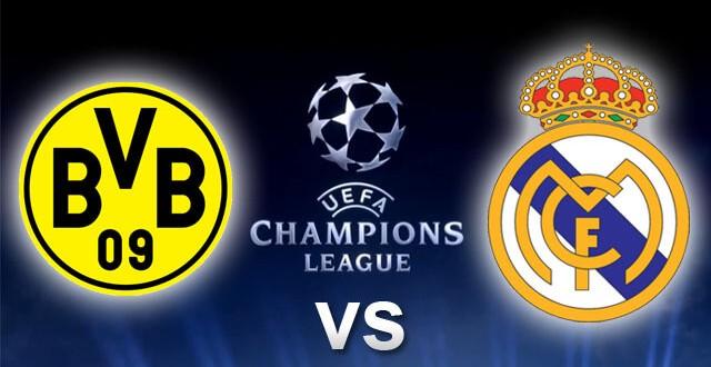 Apuesta gratuita de Bet365: Borussia Dortmund – Real Madrid