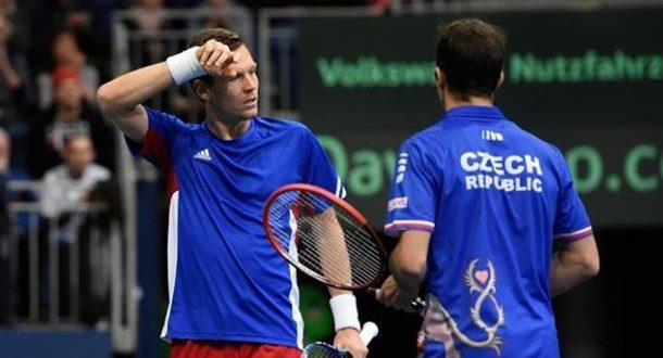 ATP 500 Tokio: Berdych/Stepanek vs Klaasen/Ram