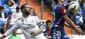 El Eibar tratará de dar la sorpresa en el Santiago Bernabéu