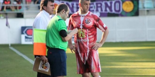 Segunda B (Grupo 1): Valladolid B – Palencia