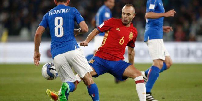 Clasificación Mundial 2018: Albania – España