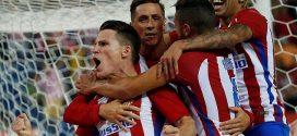Supercombinada de 6 partidos entre los que llevamos al Atlético de Madrid