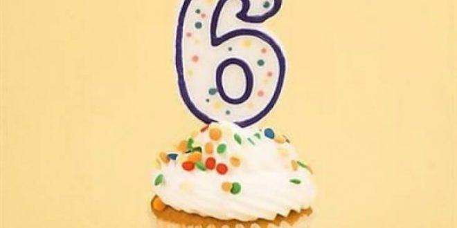 ¡6º aniversario del Pensador de Apuestas!