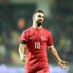 Arda Turan vuelve a las convocatorias con Turquía