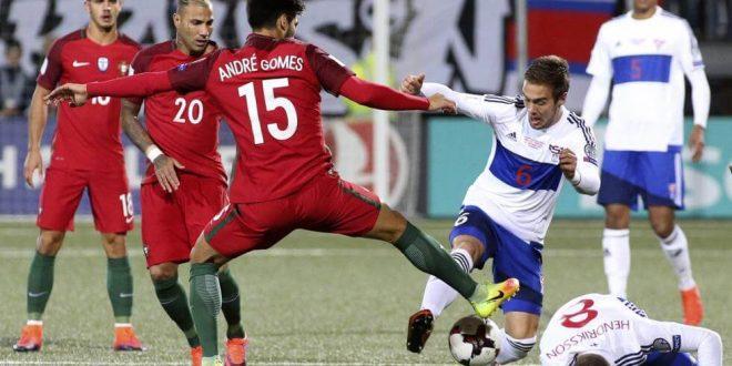 Clasificación Mundial 2018: Suiza – Islas Feroe / Portugal – Letonia