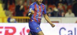 Roger Martí es el máximo goleador de la Liga 123