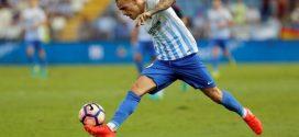 Sandro está cuajando una gran temporada en Málaga