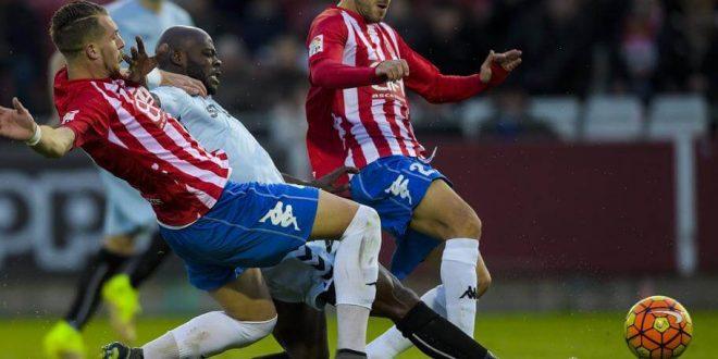 Liga 1|2|3: Girona FC – Nàstic de Tarragona