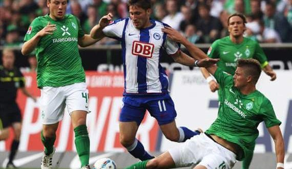 Bundesliga: Hertha Berlin – Werder Bremen