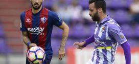 Vadillo es una de las referencias ofensivas del Huesca