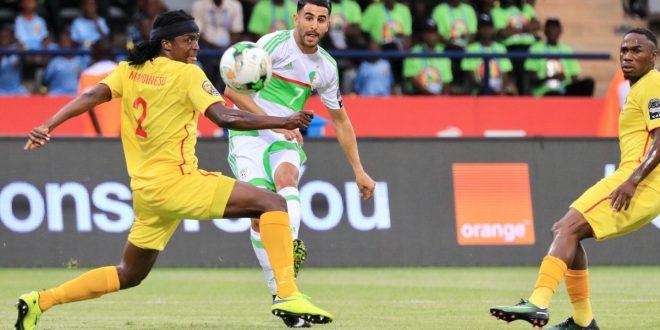 Copa de África: Argelia – Túnez